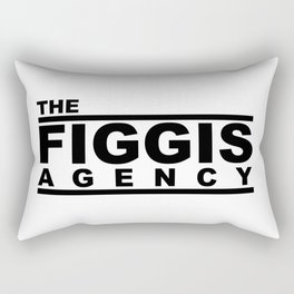 The Figgis Agency Rectangular Pillow
