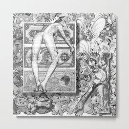 The constellation erotique 2525 Metal Print