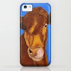 Cow Slim Case iPhone 5c
