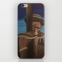 Don Quixote iPhone Skin