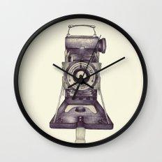 Kershaw Eight-20 King Penguin Wall Clock