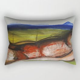 Under My Skin Rectangular Pillow
