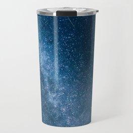Perseid meteor shower Travel Mug