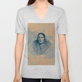 Iphigenia Unisex V-Neck