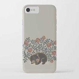 Hibernation iPhone Case