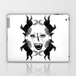 x v a m p x Laptop & iPad Skin