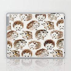 Hedgehogs Laptop & iPad Skin