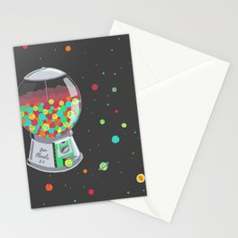 The Delicious Origin of the Universe Stationery Cards