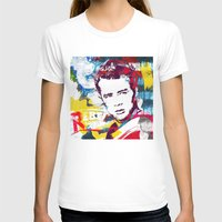 rebel T-shirts featuring Rebel by Paky Gagliano