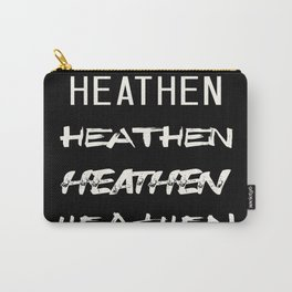 Heathen Carry-All Pouch