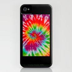 Tie Dye 2 Slim Case iPhone (4, 4s)
