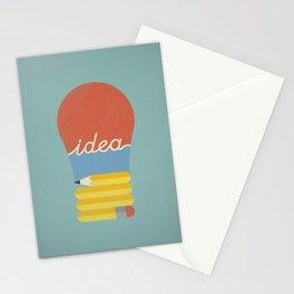 I've Got An Idea Stationery Cards