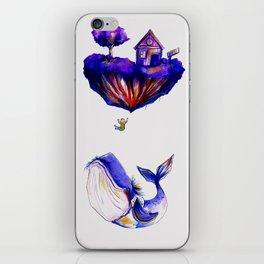 Whalebuddy iPhone Skin