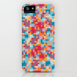 Yep. Pixels! iPhone Case