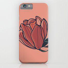 Daybreak-Pink iPhone Case