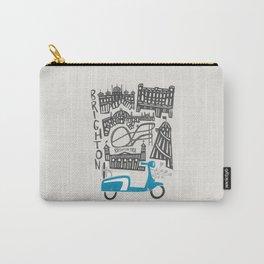 Brighton Cityscape Carry-All Pouch