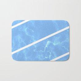 Blue Granite Bath Mat