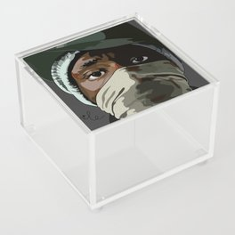 Hip Hop Mos Acrylic Box