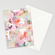 Love of a Flower Stationery Cards