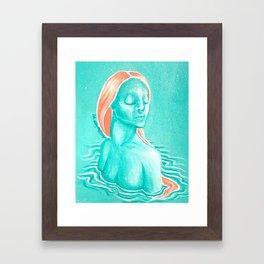 Sanction  Framed Art Print