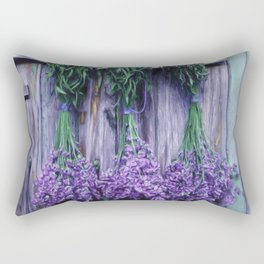 The Scent of Devotion Rectangular Pillow