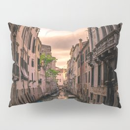 Canal of Venice Pillow Sham