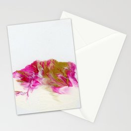 Magenta and Gold #1 Stationery Cards
