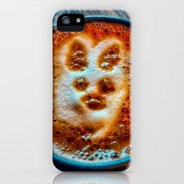 Bunny Cortado in the Afternoon iPhone Case