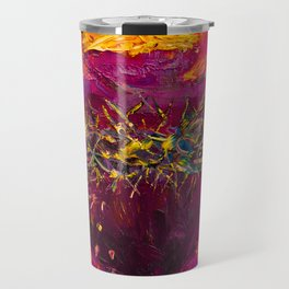 Sacred Love I Travel Mug