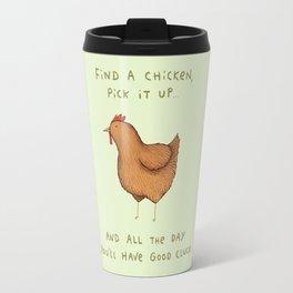 Good Cluck Travel Mug