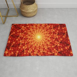 Journey To The Sun Rug