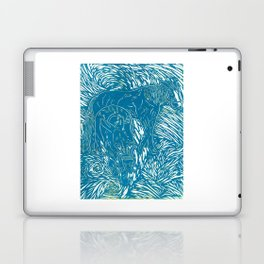 Abstract Buford Charging Laptop & iPad Skin