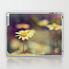 buttercup daisies Laptop & iPad Skin