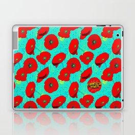 Flor de Amapola Laptop & iPad Skin