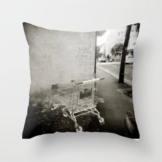 { lost } Throw Pillow