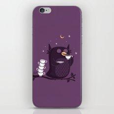 Coffee-Holic iPhone & iPod Skin