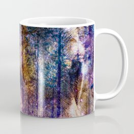 Wolf Forest : These Are My Forests Coffee Mug
