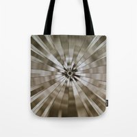 stargate Tote Bags featuring Stargate by Elaine C Manley