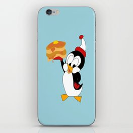 Chilly Willy iPhone Skin