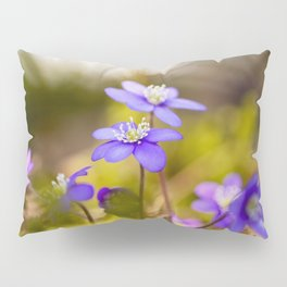 Wildflowers Spring Forest #decor #society6 #buyart Pillow Sham