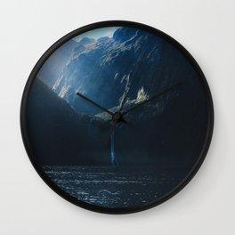 Milford Sound Wall Clock
