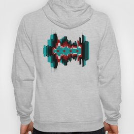 Chicago Flag Skyline Hoody