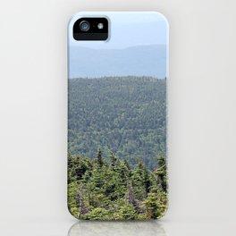 Layerscape iPhone Case