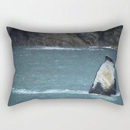 Tail Fluke Rectangular Pillow