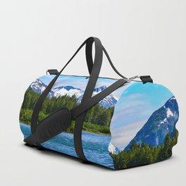 Portage Valley Summer - I Duffle Bag