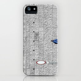 L'ombre iPhone Case