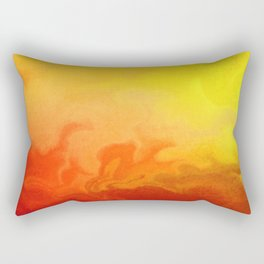 The Occurrence  Rectangular Pillow