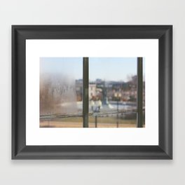 What a View Framed Art Print