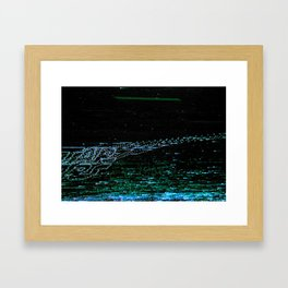X36 Framed Art Print