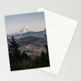 PNW Mount Hood Adventure II Stationery Cards